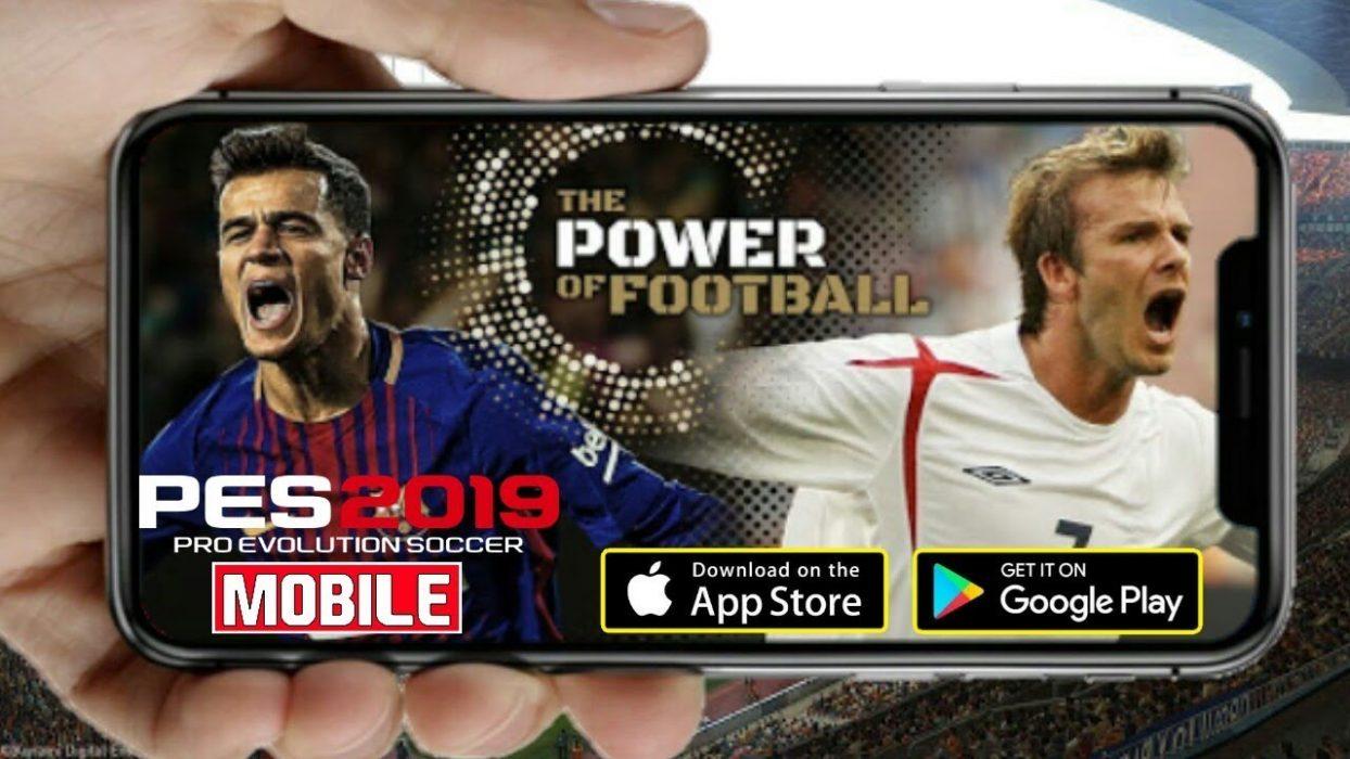 بازی محبوب PES 2019