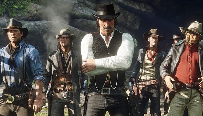 بهترین بازی Red Dead Redemption 2