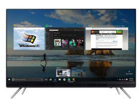 تلویزیون های 2019 سامسونگ با قابلیت کنترل از طریق PC به بازار عرضه می شوند