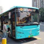 اولین ناوگان اتوبوسرانی تمام الکتریکی دنیا در کدام شهر است؟