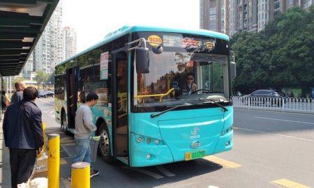 اتوبوس تمام برقی