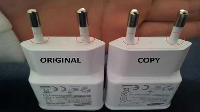 کیفیت ساخت شارژر؛ موردی مهم در تشخیص شارژر اصلی از تقلبی