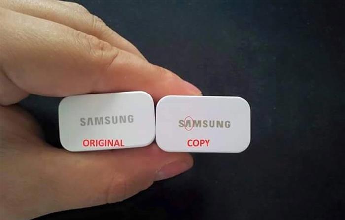 چگونه شارژر اصلی و تقلبی گوشی های موبایل را تشخیص دهیم؟