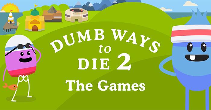 بهترین بازی های اندروید -بازی Dumb Ways to Die 2