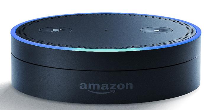 بهترین هدیه در حوزه فناوری نسل سوم اسپیکر Echo dot