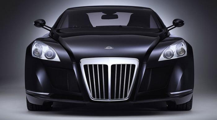 گرانقیمت ترین ماشین های دنیا خودرو مرسدس بنز Maybach Exelero