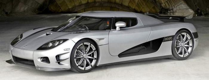 گرانقیمت ترین ماشین های دنیا خودرو Koenigsegg CCXR Trevita