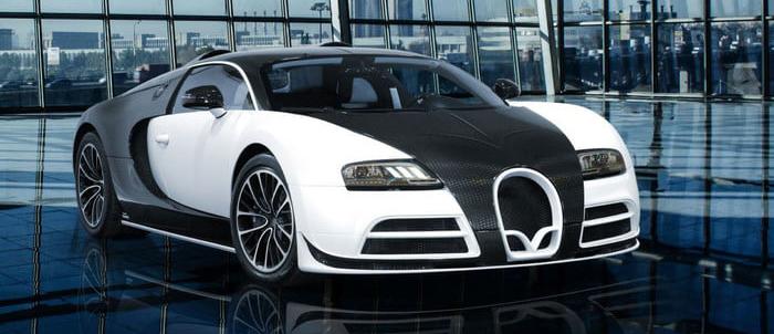 گرانقیمت ترین ماشین های دنیا  خودرو بوگاتی ویرون اختصاصی کمپانی منصوری