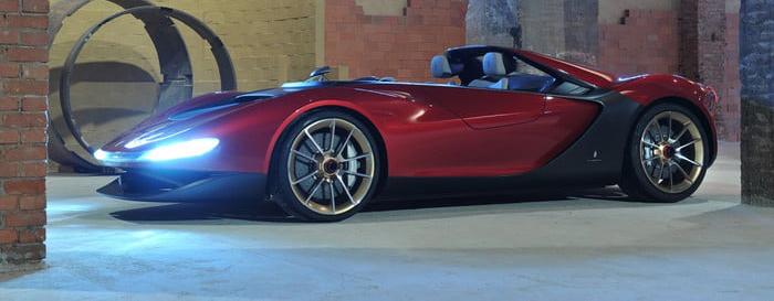 گرانقیمت ترین ماشین های دنیا  خودرو فراری پینینفارینا سرجیو