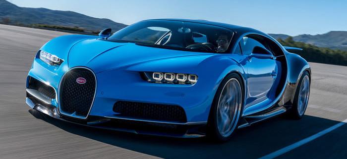 گرانقیمت ترین ماشین های دنیا خودرو بوگاتی شیرون