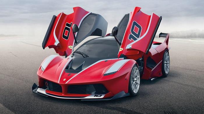 گرانقیمت ترین ماشین های دنیا خودرو لافراری FXX K