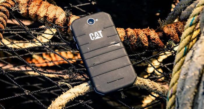 گوشی ضد آب، گوشی هوشمند CAT S31