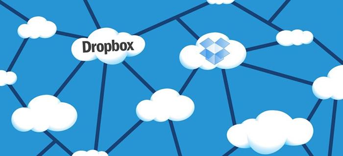 بهترین برنامه های کامپیوتر فضای ابری: دراپ باکس