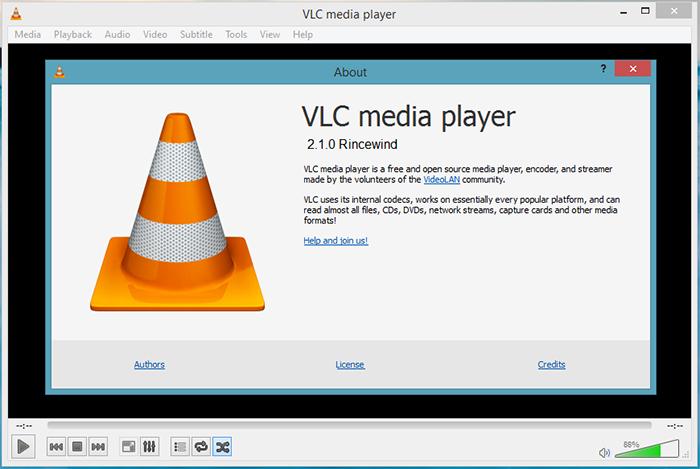 بهترین برنامه های کامپیوتر مدیا پلیر : برنامه VLC