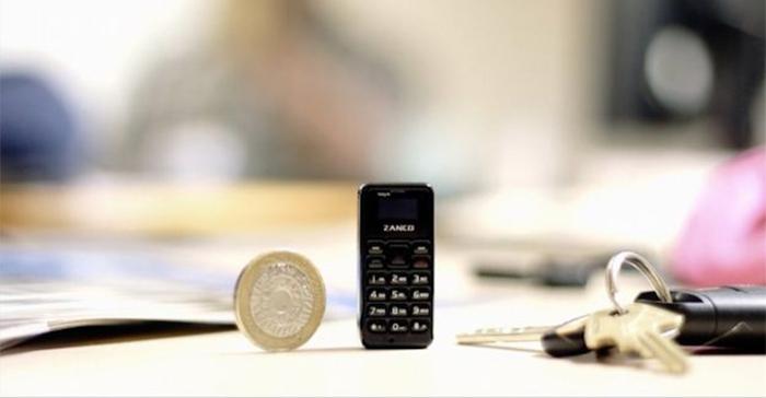 ارسال و دریافت پیام تنها قابلیت کوچک ترین گوشی چینی