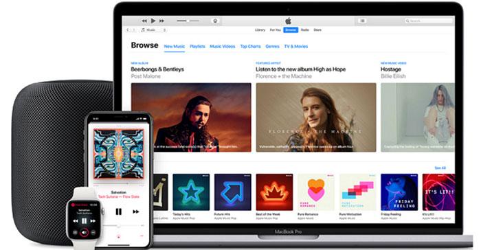 سرویس ها و خدمات، سودآور ترین بخش شرکت اپل