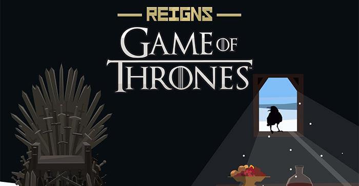 بهترین بازی های iphone بازی REIGNS: GAME OF THRONES