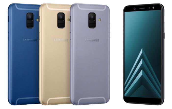 بهترین گوشی های میان رده 2019 گوشی Samsung Galaxy A6