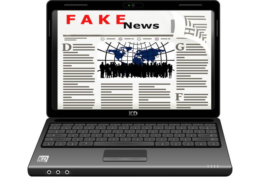 اخبار جعلی فیس بوک