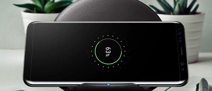 شارژر وایرلس گوشی S10 این شرکت که به تائید کمیسیون ارتباطات فدرال هم رسیده است