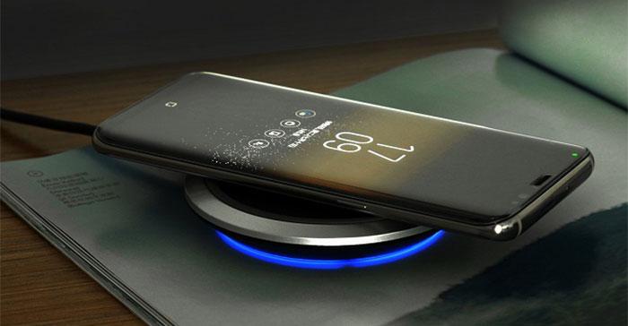 شارژر وایرلس گوشی S10 سامسونگ توسط FCC تائید شد