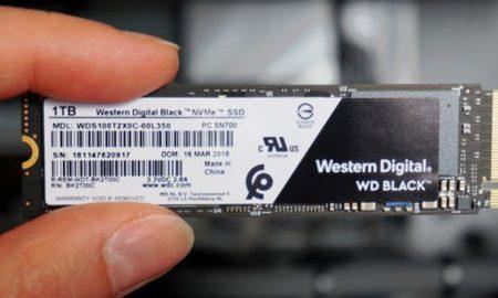 بررسی تخصصی هارد دیسک وسترن دیجیتال WD Black SN750 NVMe