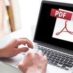 چگونه فایل های PDF را با یکدیگر ادغام کنیم؟