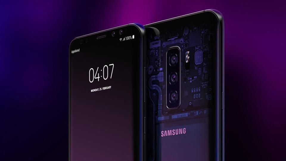 گلکسی اس 10 سامسونگ نسخه 5G
