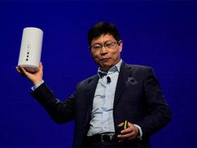 مودم 5G هواوی؛ برگ برنده هواوی در سال 2019