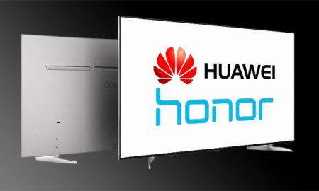 تلویزیون هوشمند Honor به زودی روانه بازار فروش می شود