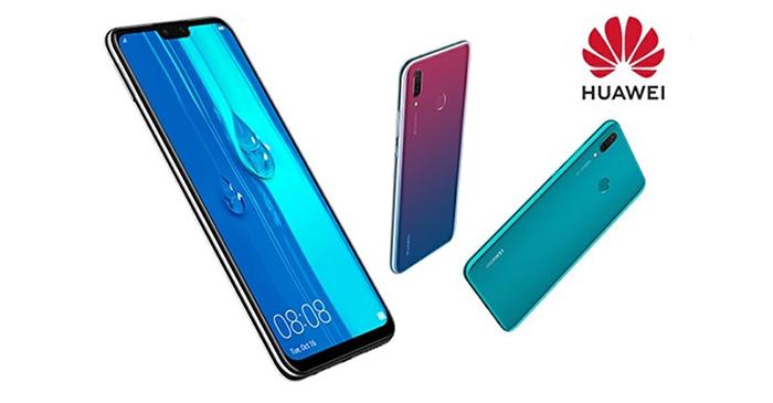گوشی هوشمند Y9 نسخه 2019؛ با کیفیت در صفحه نمایش