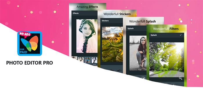 دانلود اپلیکیشن ویرایش تصاویر نرم افزارFancy Photo Editor