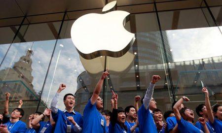 کاهش فروش آیفون در چین؛ چشم بادامی ها اپل را پس زدند