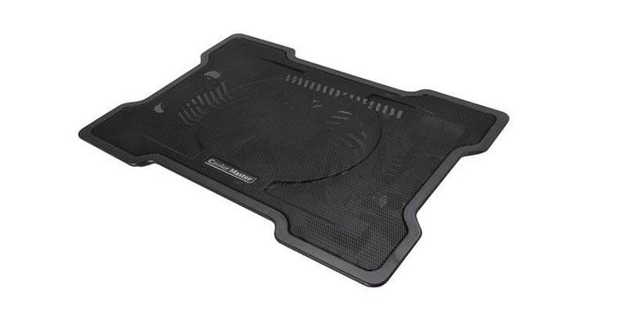 بهترین کول پد سال 2019 ، Cooler Master NotePal X-slim Ultra-Slim