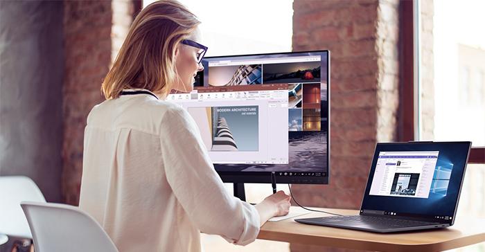 منحصر به فرد ترین کامپیوتر لنوو Yoga A940 با قلم جذاب برای طراحی