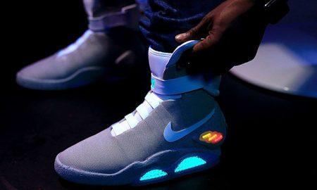 شرکت نایک فردا از کفش های مجهز به بند خودکار خود رونمایی می کند!