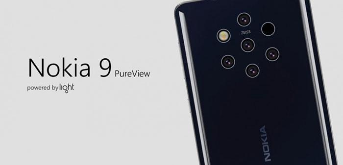 اخبار گوشی 5 دوربینه نوکیا می توان گفت که این محصول دارای صفحه نمایش 5.9 اینچی از نوع اولد