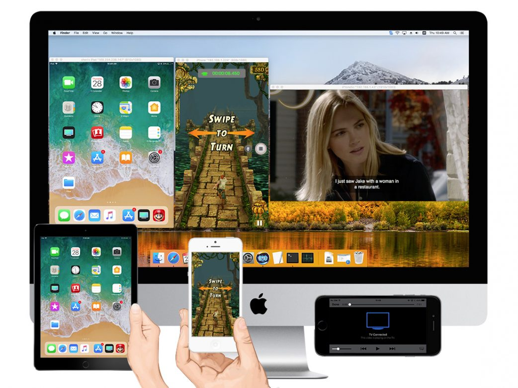 iPhone یا iPad