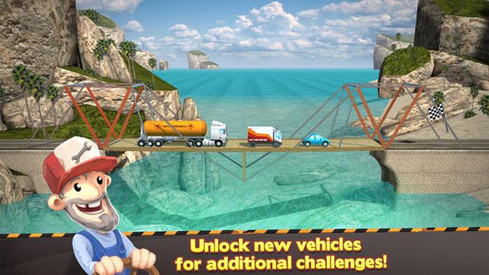 دانلود بازی پازل بازی Bridge Constructor