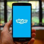 با دانلود اپلیکیشن Skype برای گوشی های اندرویدی تماس صوتی برقرار کنید