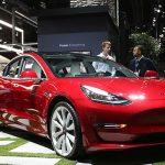 اروپا زیر چرخ پرفروش ترین خودروی آمریکا ؛ عرضه تسلا مدل 3 در اروپا