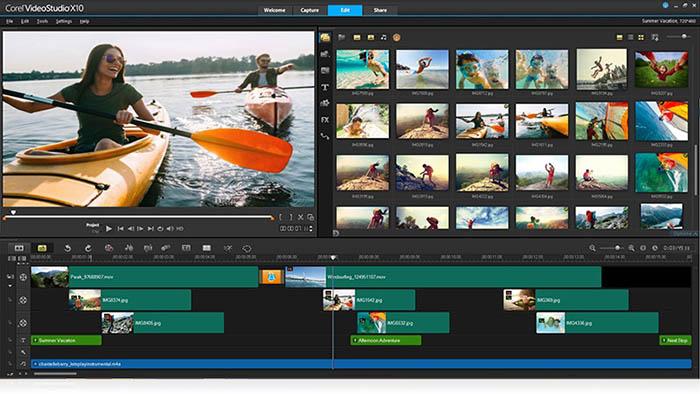بهترین نرم افزار ویرایش برنامه Adobe Premeire Pro CC