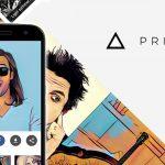 دانلود اپلیکیشن Prisma برای سیستم عامل اندروید