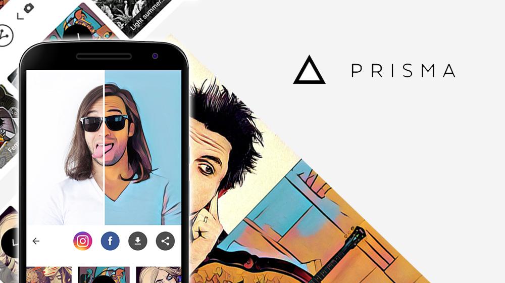 دانلود اپلیکیشن Prisma