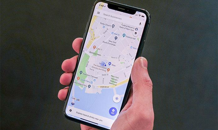 بهبود نقشه محیط های داخلی اپل مپس با اضافه شدن نقشه های بیشتر