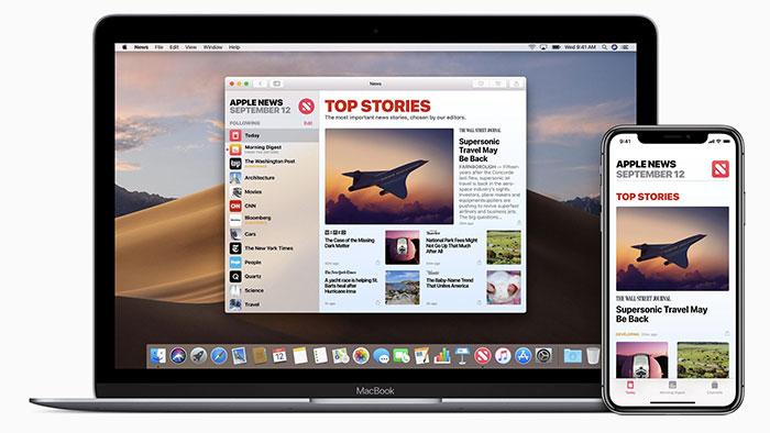 سرویس خبری اپل به تازگی منتشر شده است.