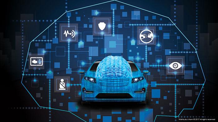 طراحی خودروهای خودران آینده با کمک این سیستم چگونه است؟