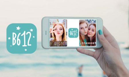 دانلود نرم افزار B612 – Beauty & Filter Camera برای تمام گوشی های هوشمند