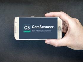 دانلود نرم افزار CamScanner برای سیستم عامل اندروید