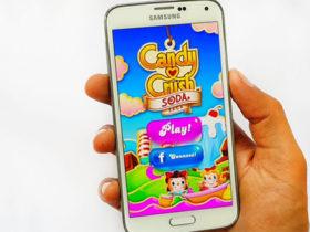 دانلود بازی محبوب SagaCandy Crush برای گوشی های اندرویدی